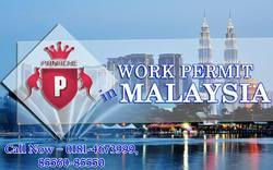 Malaysia Work Permit Call Now For More Info