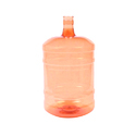 Orange PET Water Jar