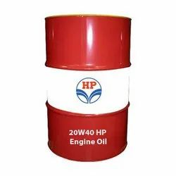 Heavy Vehicle 20w40 Hp Engine Oil, Packaging Size: 210 Litre