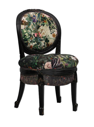 Outstanding Rocky Stars Botanical Occasional Chair Unemploymentrelief Wooden Chair Designs For Living Room Unemploymentrelieforg