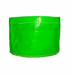 Green Round Plant Grow Bags