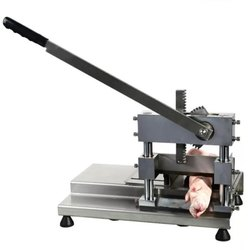 Manual Bone meat Cutting Machine