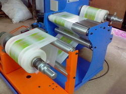 Pouch Batch Code Printing Machine