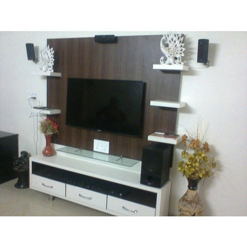 Wooden Designer Tv Cabinet Rs 950
