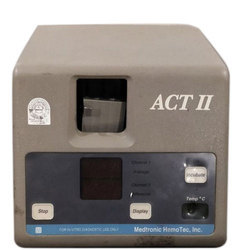 ACT Plus Machine Medtronic