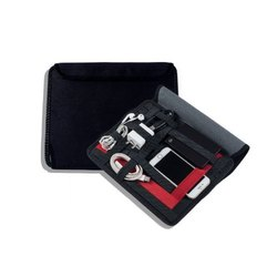 Black Digipac Tablet Organizer Sleeve, For Corporate Gifts, Size: 28.5 X 23.5 X 1 Cm
