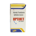 Allopathic Benazepril Optiket Eye Drops, Packaging Size: 10x10, Bottle Size: 5 Ml