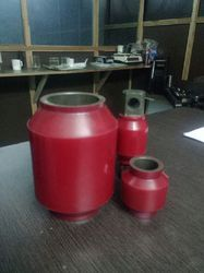PU Rubber Parts
