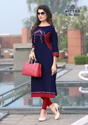 ed030bc75a Cotton Kurti - Wholesaler & Wholesale Dealers in India