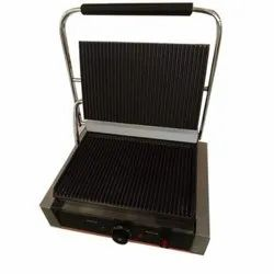 Commercial Sandwich Griller Machine, Capacity: 2 Jumbo Breads At A Time