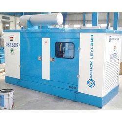 35 kVA Ashok Leyland Sound Proof Generator Set, 3 Phase