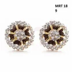 Copper Miracle Jewels MRT-18-9 Stud Earring
