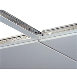 Galvanized Steel Sonex T Grid System, Dimensions: 24 and 15 mm