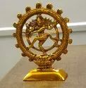 Gold Plated Natraja