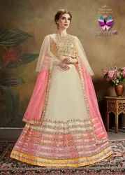 Wedding Wear Designer Net Lehenga Choli