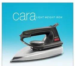 Plastic Electric Iron, Model Name: CARA