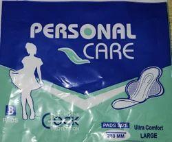 Non Woven Cotton Personal Care Sanitary Napkins