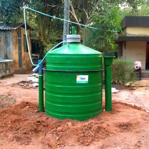 biogas plant in hindi