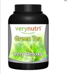 verynutri Herbal Green Tea Capsules, Packaging Type: Bottle