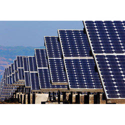 Polycrystalline Solar Power Plant