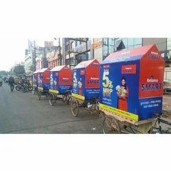 R Rickshaw Branding