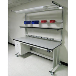 Aluminum Assembly Table