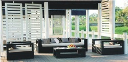 Wicker Sofa Set Manufacture in Delhi