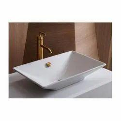 Kohler White ART Designer Basin, Dimension: (l) 450 * (w)470 * (h) 140 mm