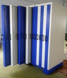 Vertical Chemical Storage Cupboard