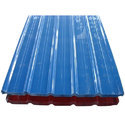 Steel / Stainless Steel Color Coated Roofing Sheet, 5-10 Mm