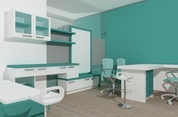 Clinic Interior Design