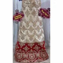 Free Size Ladies Party Wear Embroidered Lehenga Choli