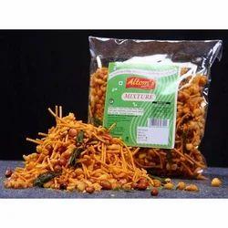 Navratan Mixture Namkeen, 400 Grams, Packaging Type: Packet