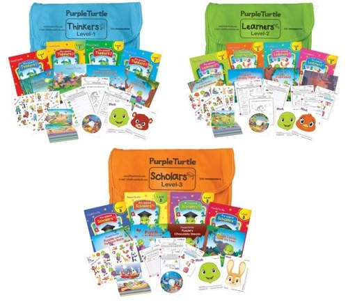 Purple Turtle Preschool Kit