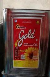 SUNFLOWER OIL (GEM GOLD)