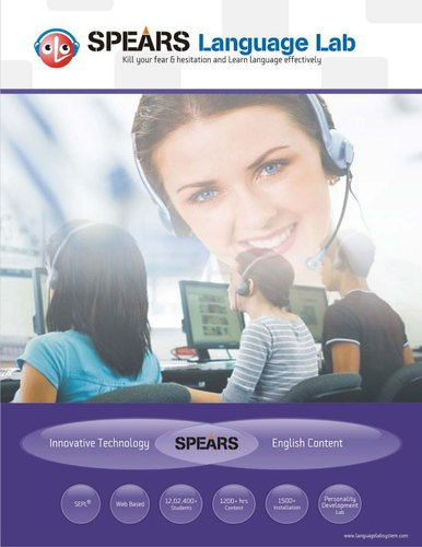 Spears Language Lab Software (30 User)