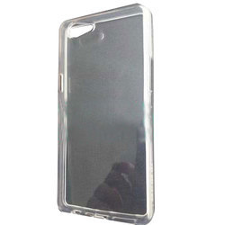 Plastic TPU Transparent Case For OPPO Real me C1, For Mobile Protection