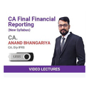 Ca Final Financial Reporting Video Lecture