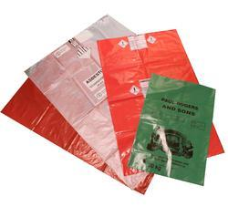 Printed L D Polythene Packaging Bags