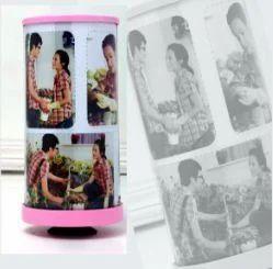 Rotating Cube Photo Printing