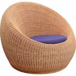 Universal Furniture Bamboo Cane Sofa Chair