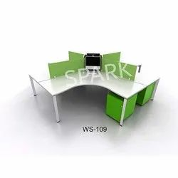 WS-109 Office Workstation Furniture