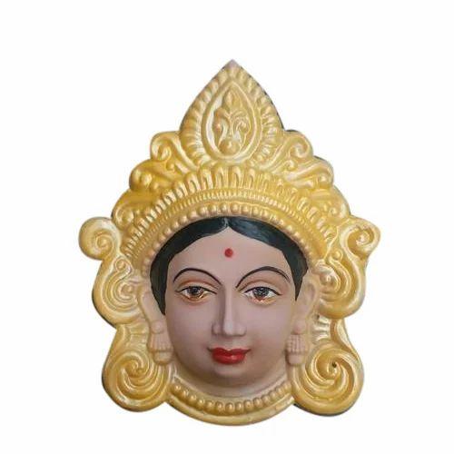 Maha Laxmi Face Statue