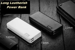 Y 3 Leatherish Power Bank
