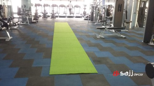 Gymnasium Flooring - Gym Flooring Exporter from Rajkot