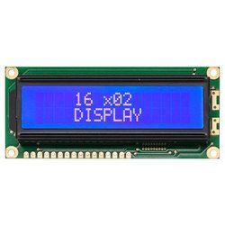 LCD Module Blue