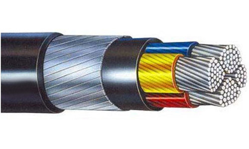 3 Core Aluminium Service Cable - View Specifications & Details of 3 ...