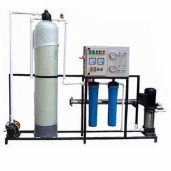 Semi Automatic Reverse Osmosis Plants