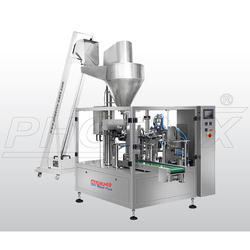 Pick Fill Seal Machine With Auger Filler