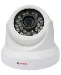 CP Plus Night Vision HD CCTV Camera, Lens Size: 3.6 mm